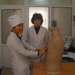 На кафедре пропедевтики внутренних болезней проведен 2 – этапный экзамен по дисциплине для студентов РУП-1 III курса