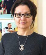 Орадова Аксолтан Шыхдурдыевна
